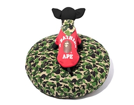A Bathing Ape Pet Line
